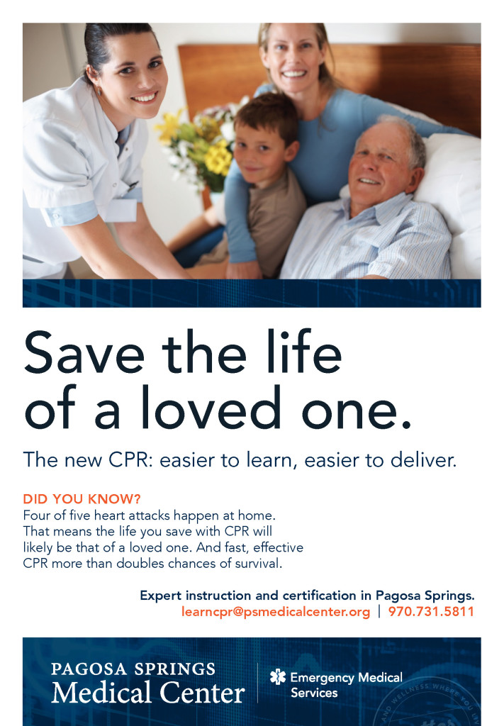 PSMC_CPR poster_Save a loved one
