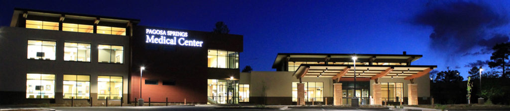 PSMC at Night